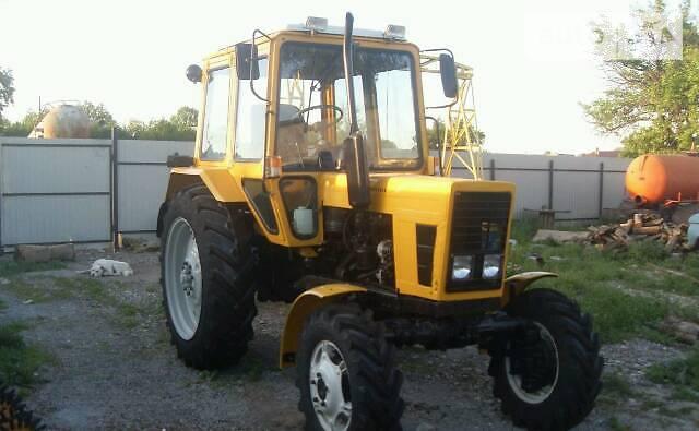 Продам трактор МТЗ-82.1 2015 года - МТЗ 82.1, 2015.