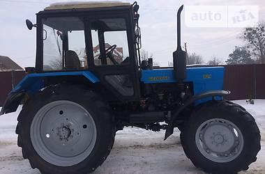 МТЗ 82.1 Беларус  2011