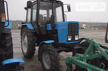 МТЗ 82.1 Беларус  2004