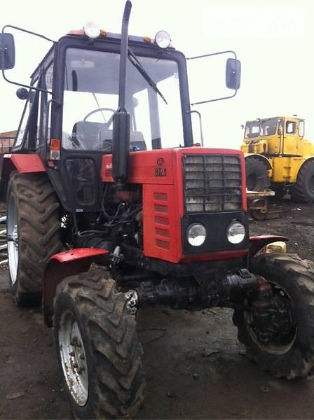 Технические характеристики трактора МТЗ-80.1 (Беларус МТЗ.