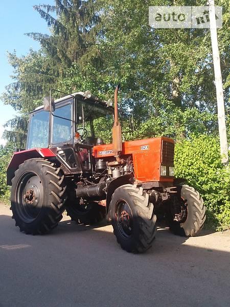 Трактор Беларус 82.1 год выпуска 2008