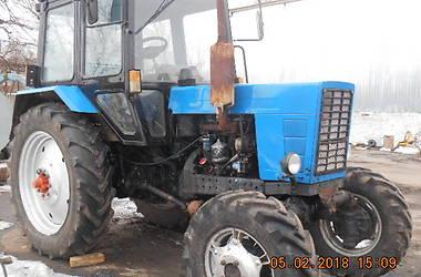 МТЗ 82.1 Беларус 123 1995