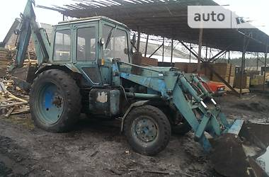 МТЗ 82 Беларус ЭО-2628В 1999