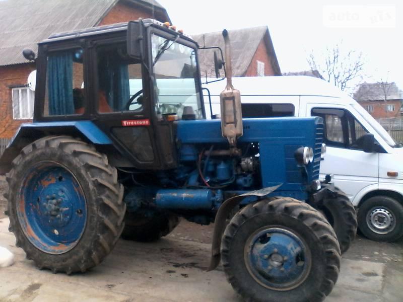AUTO.RIA – MT-3 82 дешево - купить Дешевые МТЗ 82 Беларус