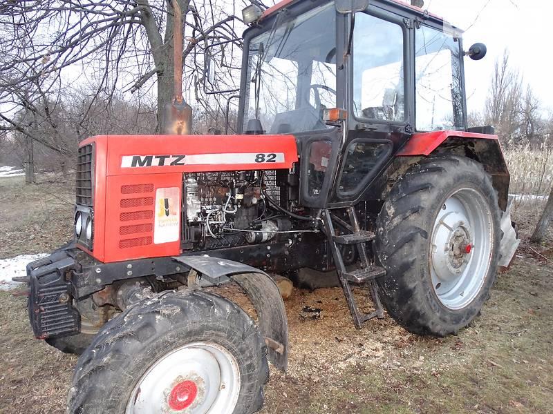 Трактор МТЗ-1025. - spectechzone.com