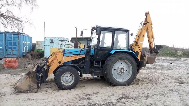 Технические характеристики трактора МТЗ-1221 (Беларус-1221.