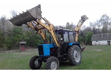 МТЗ 82 Беларус  2007