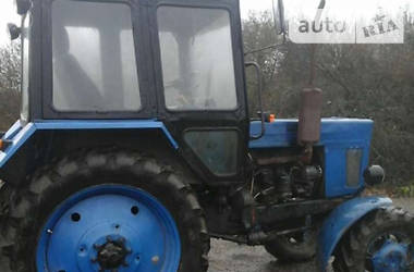 МТЗ 82 Беларус  2000