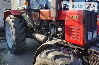 МТЗ 820 Беларус  2008