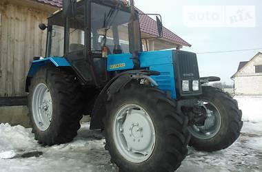 МТЗ 892.2 Беларус  2012