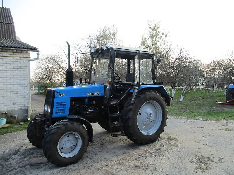 Трактор мтз 892 купить бу | Подержанная техника.
