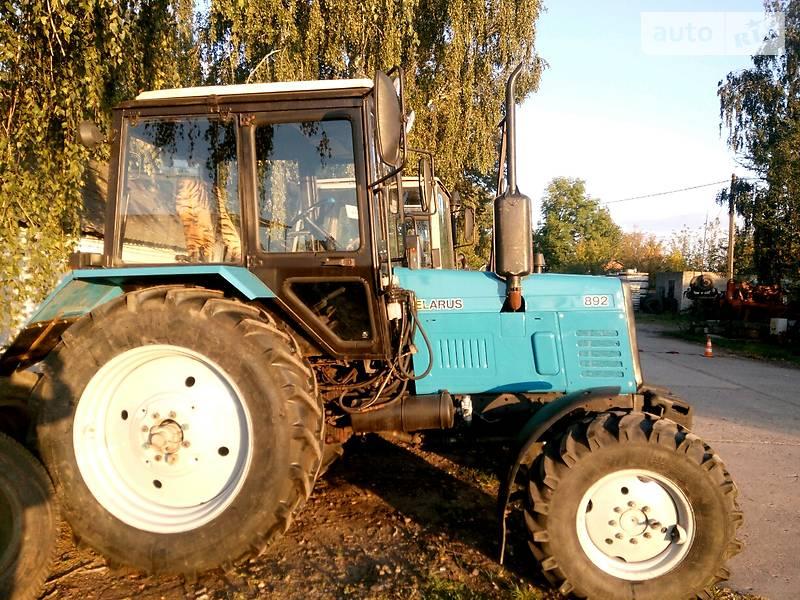 Трактор МТЗ-920 | Спецтехника