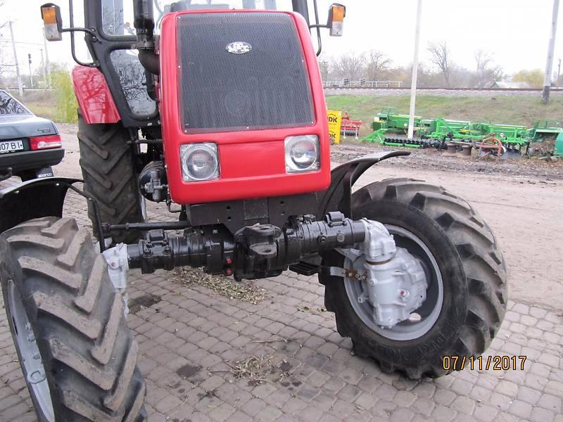 Коробка переключения передач трактора МТЗ-892