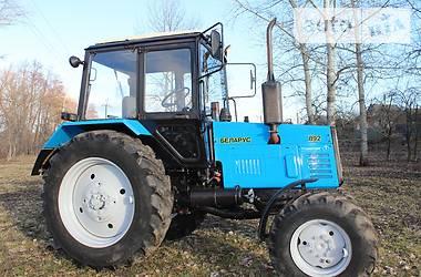 МТЗ 892 Беларус   2012