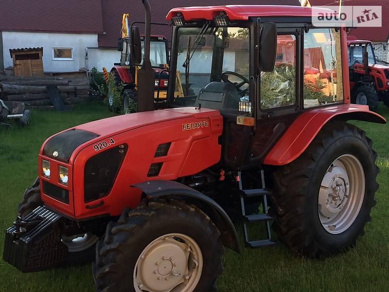 Трактор МТЗ 920.4 - industrialmachine.ru