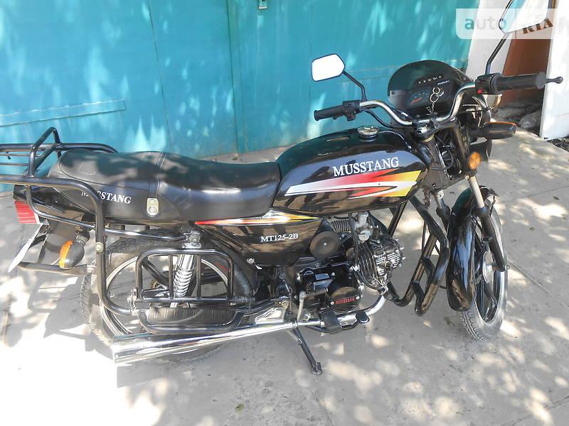 Musstang MT 125-2B
