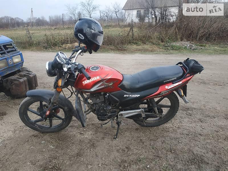 Спортбайк Musstang MT 200-4V