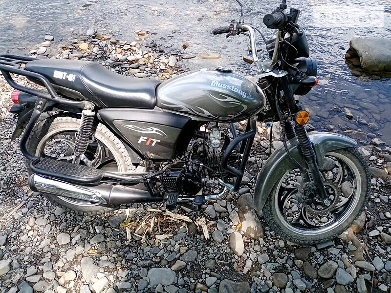 Musstang YX125