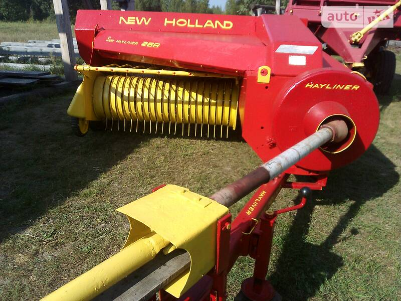 New Holland 368
