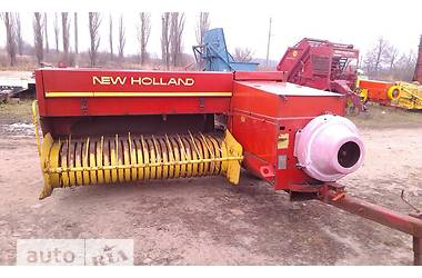 New Holland 376 378 1995