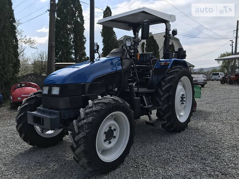 New Holland 6050