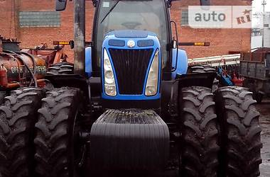New Holland 8040  2007