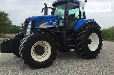 New Holland 8040 T 2008