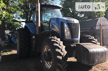New Holland 8040 T8040 2008