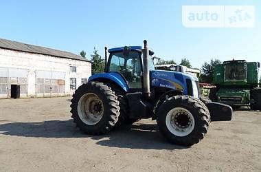 New Holland 8040  2007