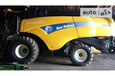 New Holland 8070  2011