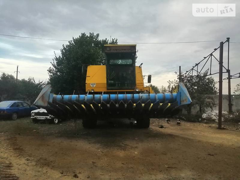 New Holland 8070