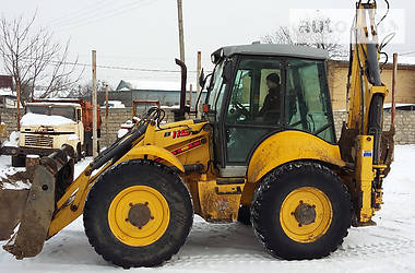 New Holland B 115 2008