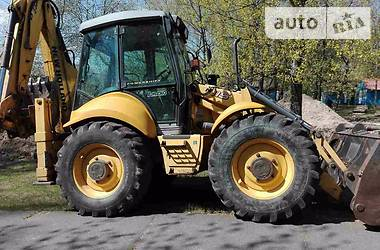 New Holland B B115-4PS 2008