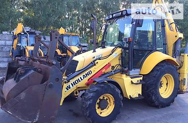 New Holland B 110 2007