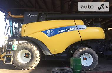 New Holland CR  2008