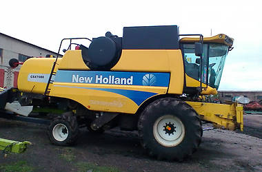 New Holland CSX 7080 2011