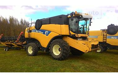 New Holland CX 8070 2007