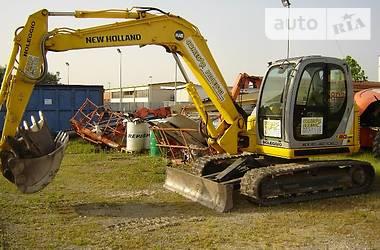 New Holland E E80 1ES 2008