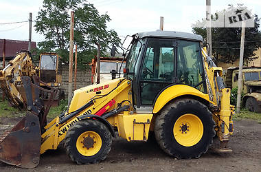 New Holland LB 95 2007