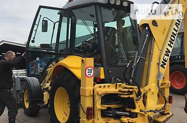 New Holland LB 95B 2009