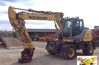 New Holland MH City 2008
