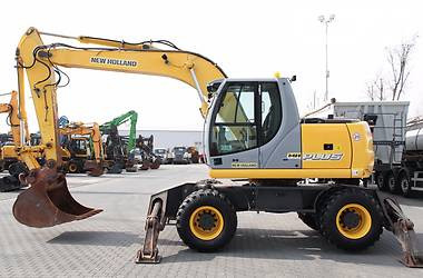 New Holland MH Plus 2008