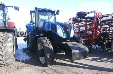New Holland T 8.390 2011
