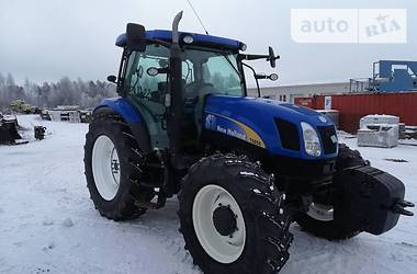 New Holland T 6050 2016