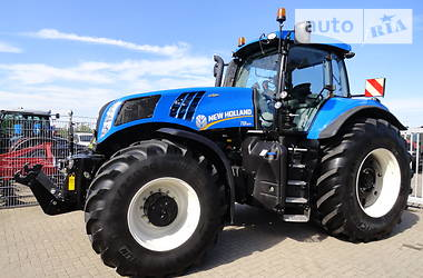 New Holland T 8.420 2015