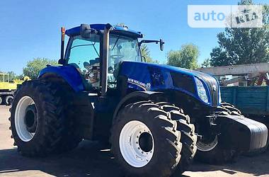 New Holland T 8.390 2013