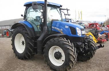 New Holland T T6. 140 2012