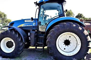 New Holland T 7060 2009