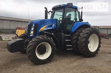 New Holland T 8050 2011