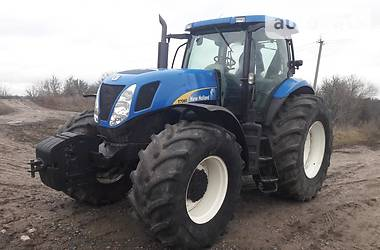 New Holland T T7060 2011